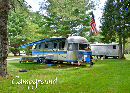 Newberry MI Campground | UP Campground | Upper Michigan Campground