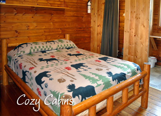 UP Log Cabin Rentals