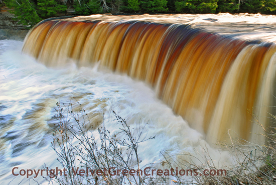 Tahquamenon Falls Upper Peninsula Newberry MI