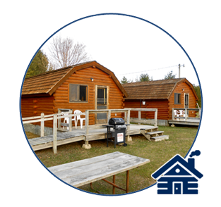 Upper Michigan Rental Cabins | Newberry MI Rental Cabins Homes