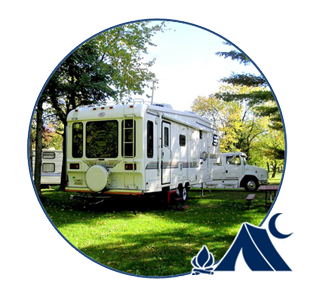 Upper Michigan Campground | Newberry MI Campground | Upper Peninsula Campground