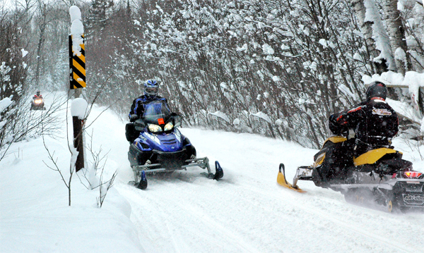 Upper Peninsula Snowmobiling, Newberry MI Snowmobiling, Newberry Snowmobiling, UP Snowmobiling